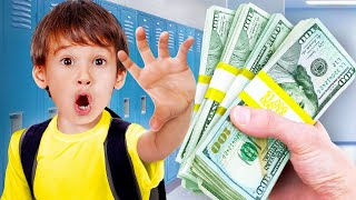 Would YOU Quit School For $100,000?