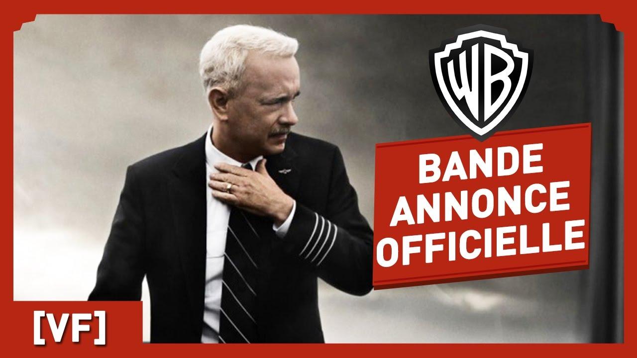 Sully - Bande Annonce Officielle 2 (VF) - Tom Hanks