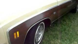 1977 Malibu Classic estate wagon