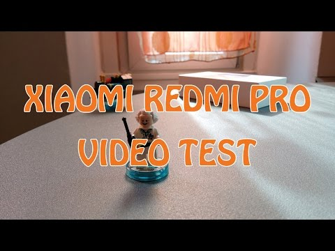 Xiaomi Redmi Pro - Focus Camera Test