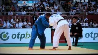 2010年柔道世界選手権 73㎏級決勝 秋本啓之
