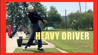 GOLF HEAVY DRIVER