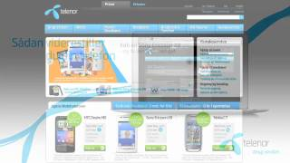 Sådan kan du viderestille din bredbånds telefon på Mit Telenor screenshot 2