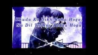 Khuda Ko Dikh Raha Hoga Lyrics By Sagar