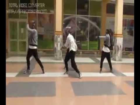 Divine spark dance cerw Official Dance