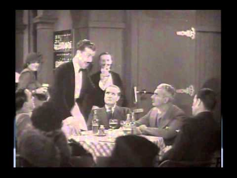 Dick Powell sings The Daring Young Man on the Flying Trapeze