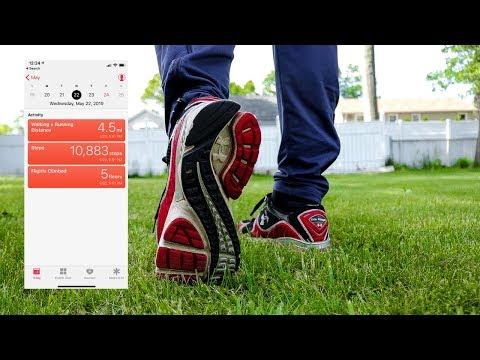 How To Walk 10,000 Steps A Day