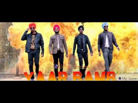 Yaar Bamb- Channi, Amarjeet, Hardeep, Mandeep-Hd