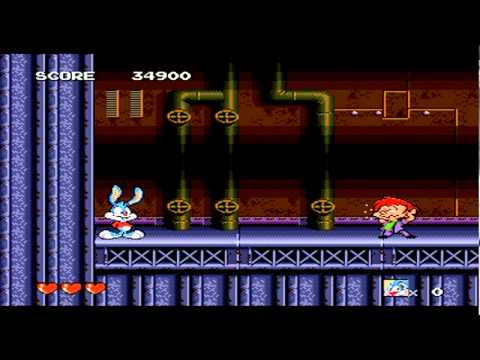 Magfest 9 Challenge - Tiny Toons Busters Hidden Treasure (Normal)
