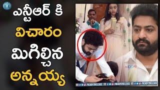Ntr felt emotional about his brother | jr ntr at rajahmundry | ready2release.com