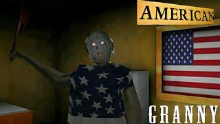 American Granny Full Gameplay