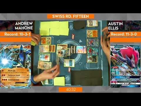 Andrew Mahone Vs Austin Ellis Dallas Regional Swiss R15