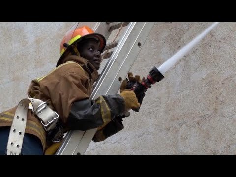 euronews (in English): Female firefighters are driven by passion for the job in Kenya