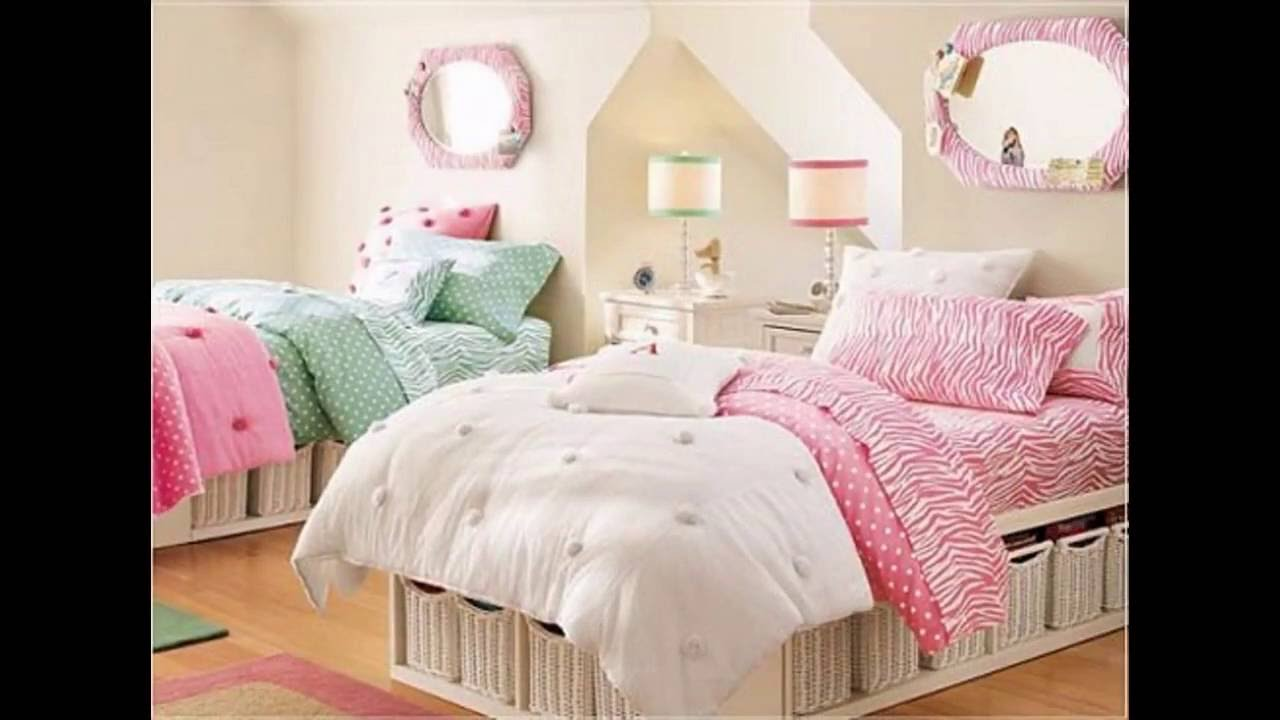 Dise os de dormitorios para chicas adolescentes bedroom for Decoracion de cuartos para 2 ninas