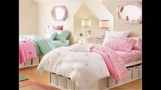 Diseños de Dormitorios para Chicas Adolescentes - Bedroom Designs for Teenage Girls