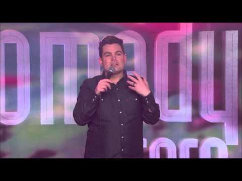 Charlie Baker - Comedy Central at the Comedy Store