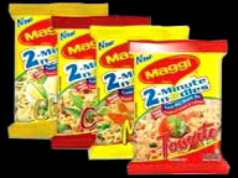 """VEGITARIAN PEOPLE SHOULD NEVER EAT """"Maggi"""" and other noodles!!"""