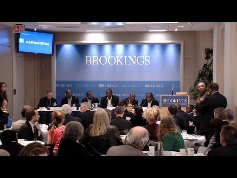 East Africa's Oil and Gas Boom - Panel 2