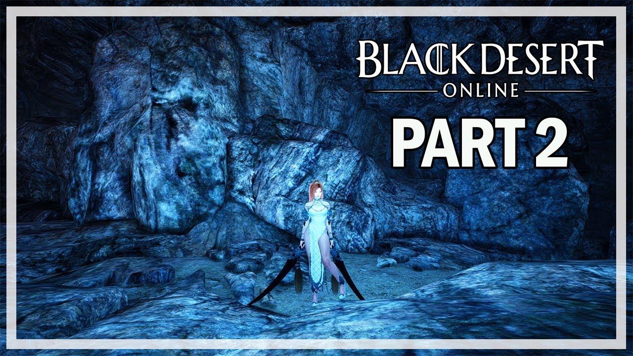 Black Desert Online - Lahn Let's Play - Part 2 - Awakening