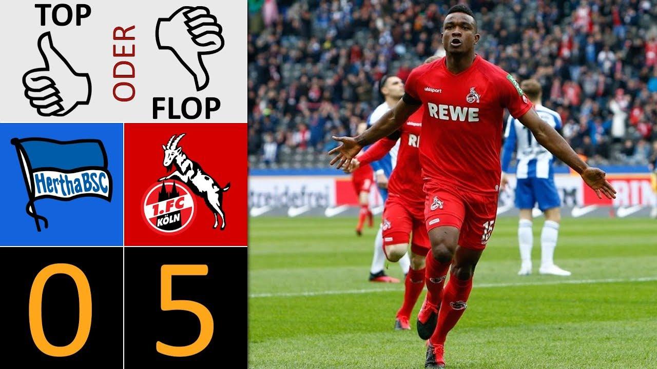 Hertha Bsc Fc Köln