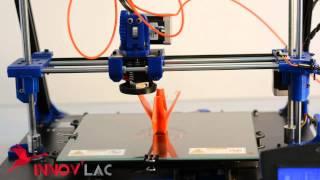 TimeLaps INNOV'LAC Atelier de Fabrication Numérique de Gérardmer