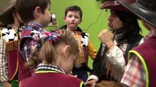 видео Ковбойская вечеринка
