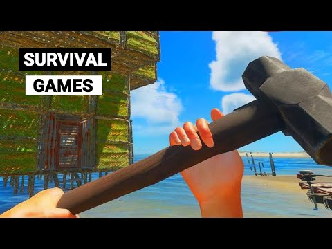 Top 10 Best Survival Games For Android 2019 | (Online/Offline)