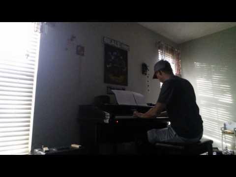 Idiot Savant Plays Piano