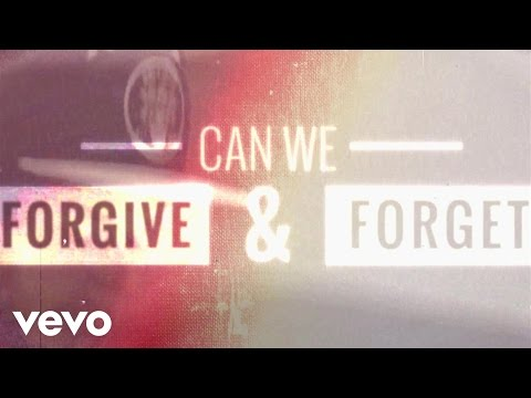 You Me At Six - Forgive And Forget (Lyric Video)