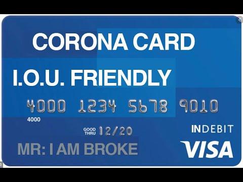 MY CORONA CARD | Petition  ( Re Upload ) | Junglist Lockdown UK Day 2