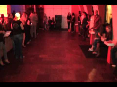 Fall into fashion runway show in Dolce Lounge Elizabeth, NJ (Sept 16, 2011) by NecioTV