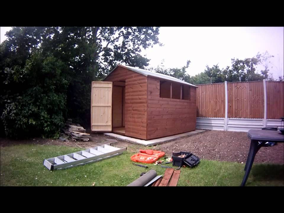 Superb Garden Sheds 5 X 9 .