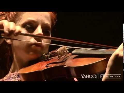 Lindsey Stirling - Yahoo live 2015