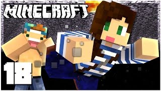 FALLING INTO THE VOID! | HUNGER GAMES MINECRAFT w/ STACYPLAYS! | SEASON 2 EP 18