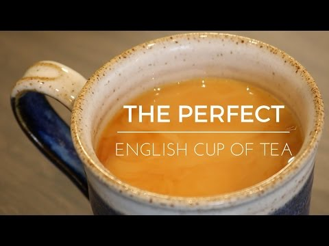 The Perfect English Cup of Tea  | Montvale Bakes