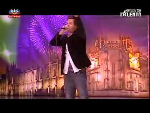 Portugal Tem Talento Estreia Programa 30012011 Beat Box Filipe Santos