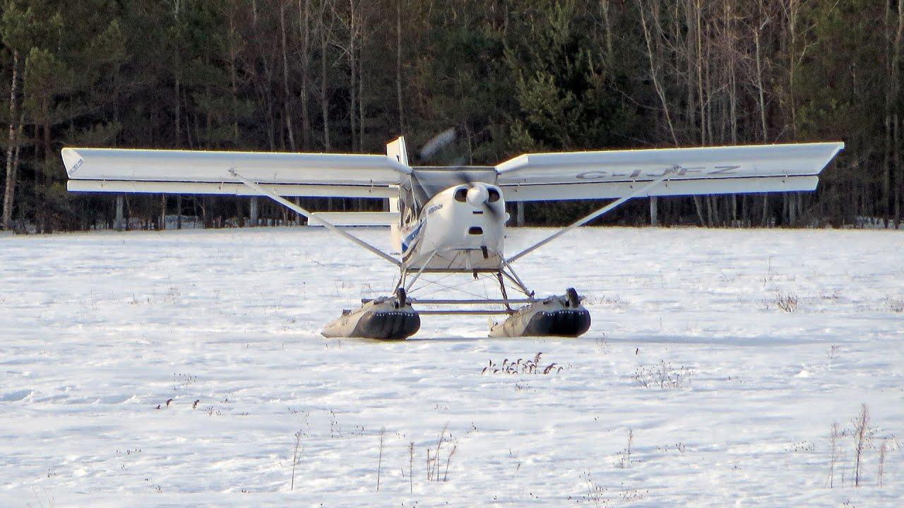 Pilot Report: Full Lotus Floats On Kitfox - Seaplanemagazine com