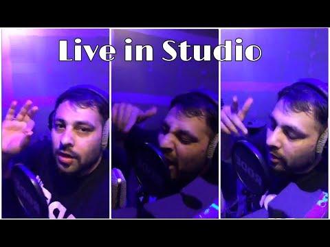 Badshah Live in Studio how to Record Rap