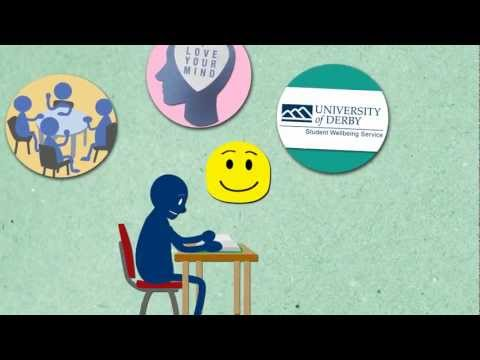 Explainer Animation - Emotional Student Wellbeing