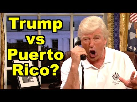 Trump vs Puerto Rico? - Alec Baldwin, Bill Maher & MORE! LV Sunday LIVE Clip Roundup 232