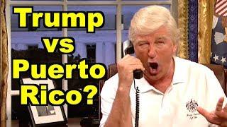 Trump vs Puerto Rico? - Alec Baldwin, Bill Maher & MORE! LV Sunday LIVE Clip Roundup 232