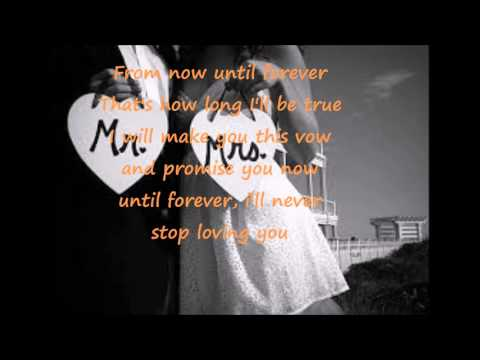 JSON - I'll Never Stop Loving You Lyrics
