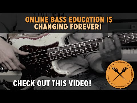 "Why the SBL Academy is changing online bass education forever... an ""Exclusive"" peek inside!"