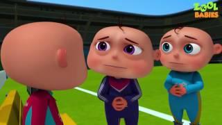 Zool Babys Jagt Die Kugel Zool Babys-Serie Zeichentrick-Shows Für Kinder-YouTube