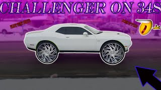 first-test-drive-in-my-challenger-on-34s-its-moving-along
