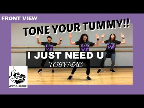 I JUST NEED YOU || TOBYMAC || P1493 FITNESS® || CHRISTIAN FITNESS