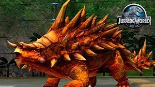 Выгодные сделки в гавани и схватка Редких динозавров Jurassic World The Game прохождение на русском