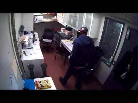 Person of Interest in Burglary II, 3000 b/o K St, NW, on November 29, 2017
