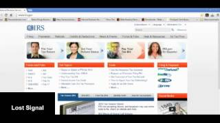 How to Get a Tax Transcript Online for 2013 College Student Aid Help
