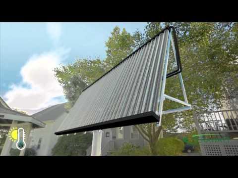 Terawatt Solar Thermal Tracking System